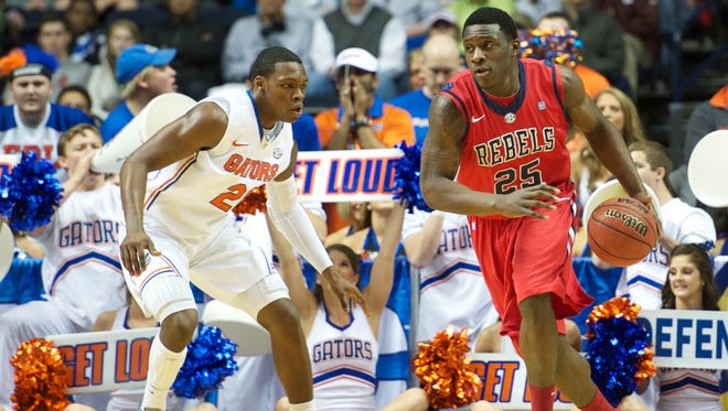 Ole Miss forward Terry Brutus could soon be returning to the Rebels' rotation after an ankle injury.