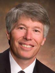 Wood County Board Chairman Lance Pliml