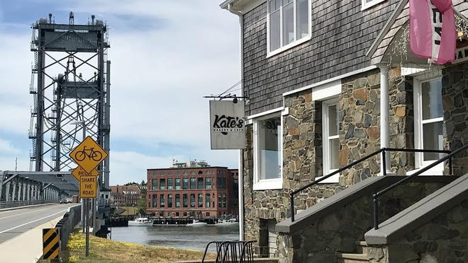 Kate's Bakery and Cafe, located on Badger's Island, has announced its closure for good at the end of the month.