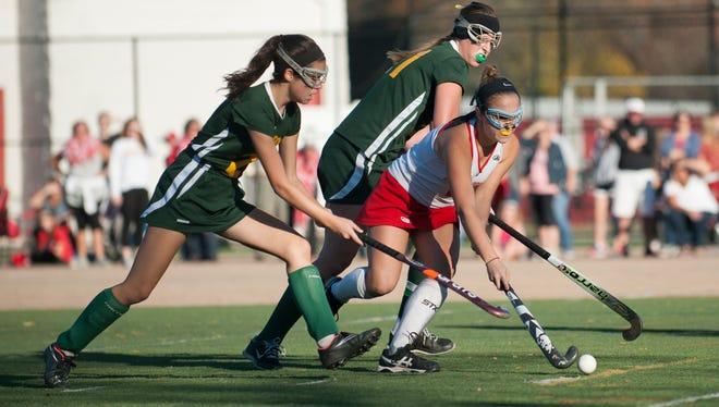 Varsity Field Hockey:  Haddon Township vs. Audubon  11.03.15