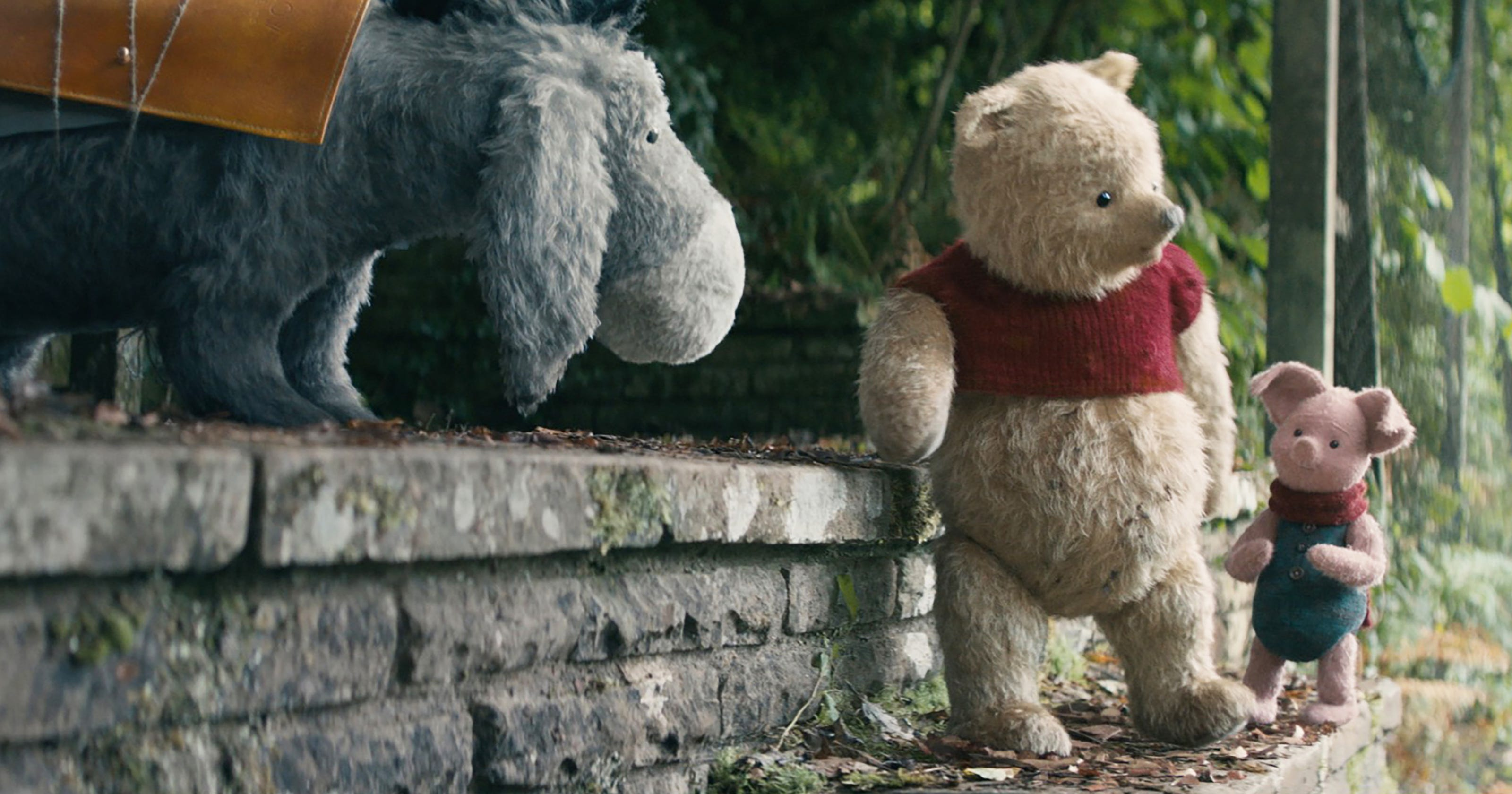 e031700bd 'Christopher Robin' digs past the schmaltz to find absurd fun (review)