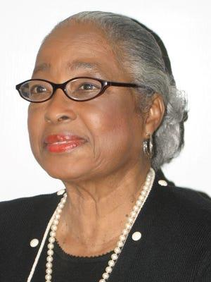 Margaret Lewis, retired dean of FAMU's School of Nursing.
