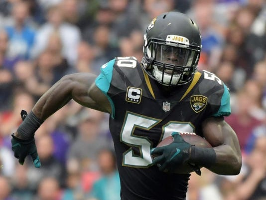 NFL: International Series-Baltimore Ravens at Jacksonville Jaguars