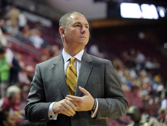 NCAA Basketball: Central Florida at Florida State
