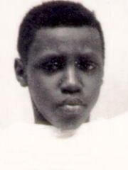 David Williams, 12, of Newark went missing in April of 1975 from the New Lisbon State School.