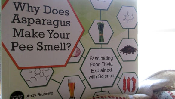 """Andy Brunning's """"Why Does Asparagus Make Your Pee Smell?"""""""