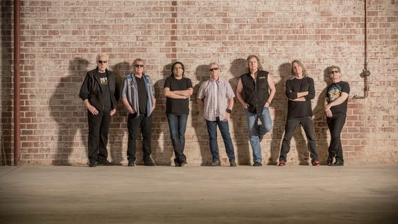 Kansas will perform Sept. 3 at the Visalia Fox Theatre.