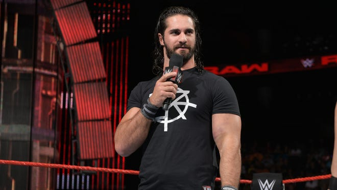 Seth Rollins said he's determined to have a role in the Royal Rumble.