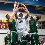PHOTOS: Burlington vs. Rice Memorial Boys Basketball