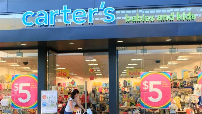 Carter's is planning to open at Lake Lorraine in 2017.