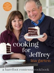 """A new cookbook from Ina Garten, """"Cooking for Jeffrey"""""""