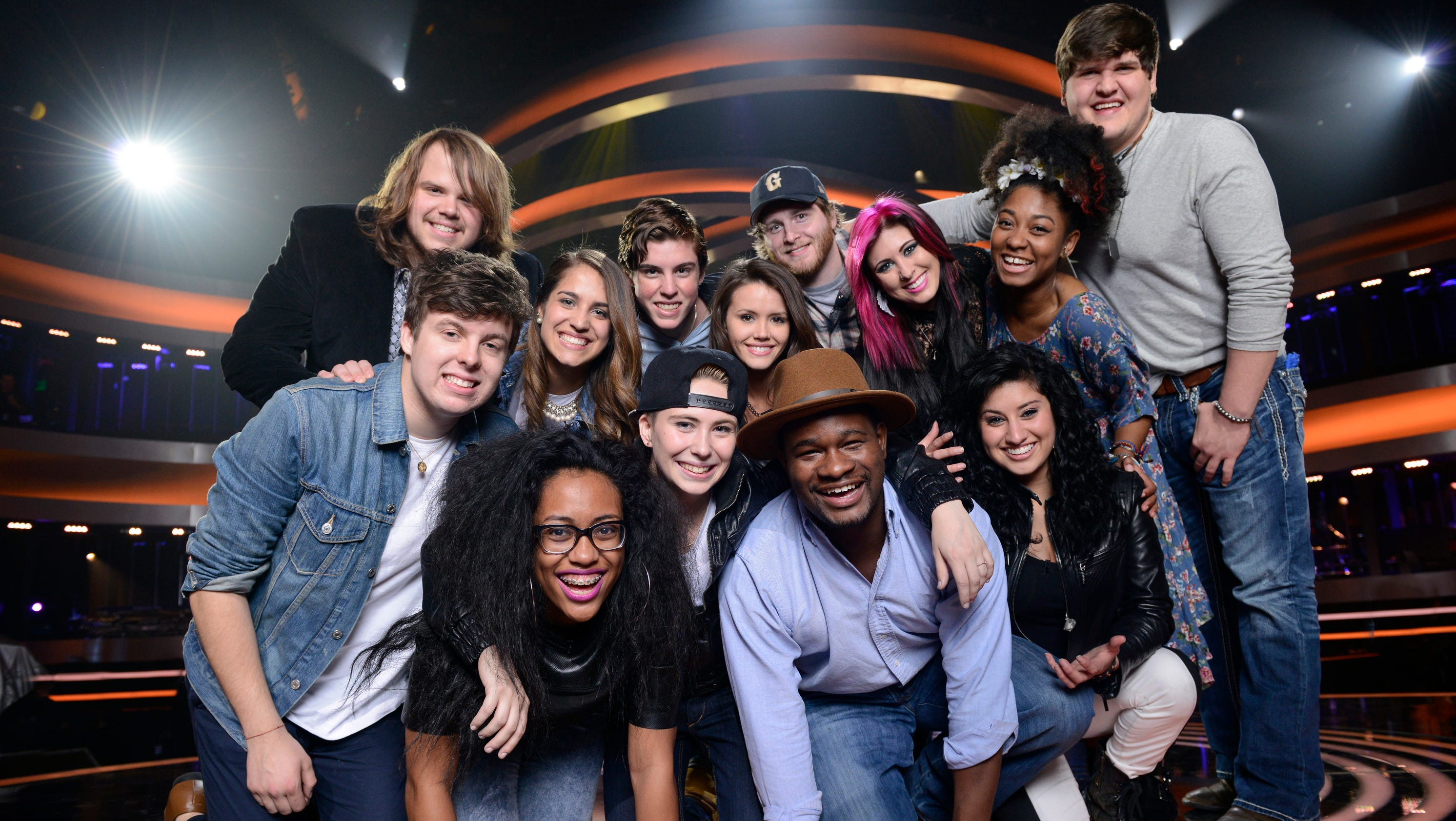 American idol recap this is the top 13