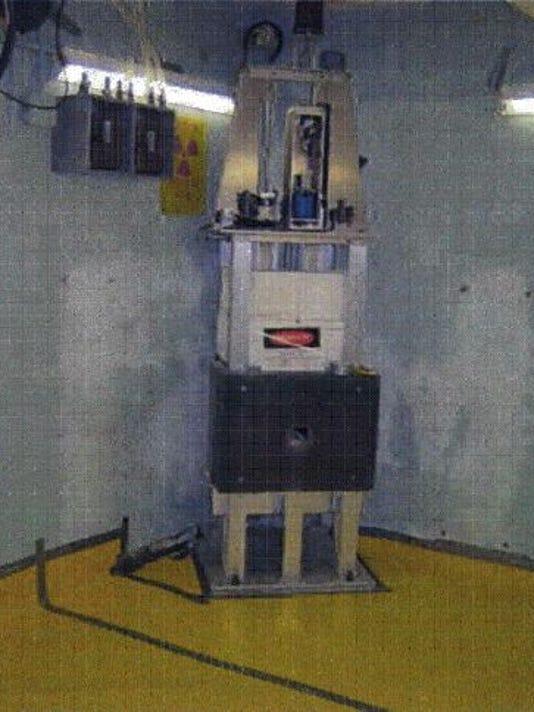 Kodak nuclear reactor