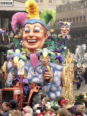 It's not too early to celebrate Mardi Gras