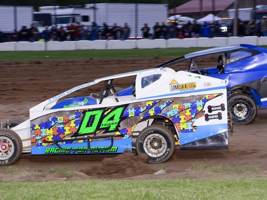 Eric Years finished 31st in the points standings for sportsman modified at Land of Legends this season, an impressive accomplishment in a field that included nearly 100 cars.