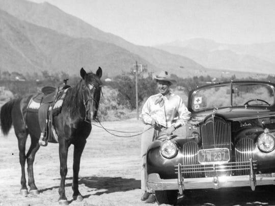 Tony Burke c. 1936.
