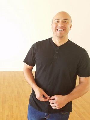 Sensei Alfonso Pena, owner and instructor of Dejitaru Karate Dojo in Bermuda Dunes.