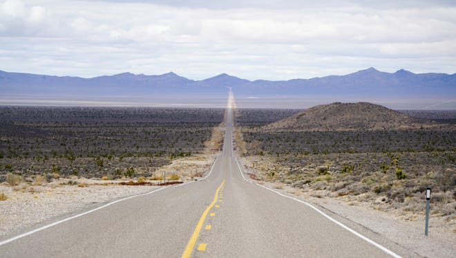 """The desolation of Nevada's Extraterrestrial Highway gives you plenty of time to think """"what if?"""""""