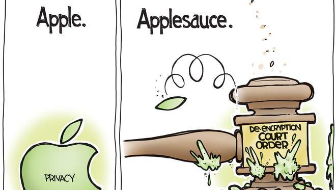 Apple and FBI