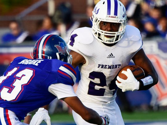 Fremont Ross hopes to get Trevon Alridge back on track this week.