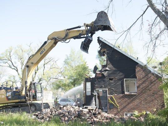 detroit homes grand jury focusing on detroits demolition program