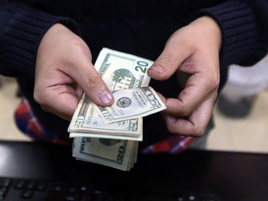 El precio del dólar