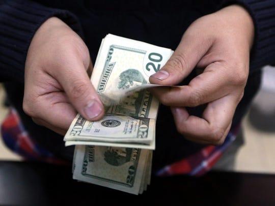 En Citibanamex, el dólar sube a 19.95 unidades a la