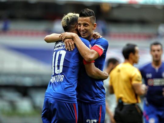 Cruz Azul enfrenta al León.