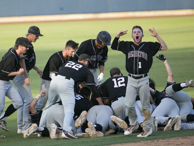Final Arizona high school baseball Super 10 rankings