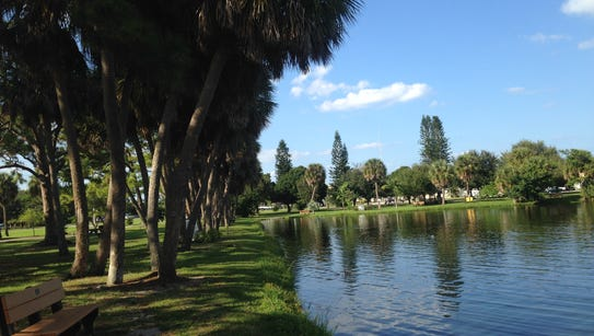 Gleason Park in Indian Harbour Beach is one of Brevard's