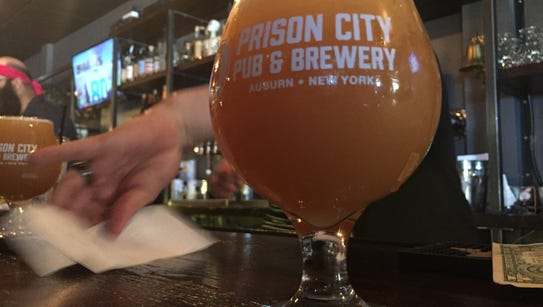Prison City Mass Riot IPA
