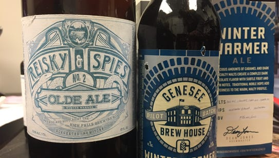 Reisky & Spies Olde Ale, the progenitor for the Genesee