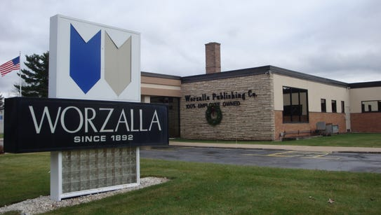 Worzalla was recently one of 33 companies to receive