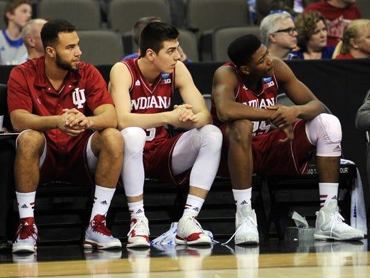 NCAA Basketball: NCAA Tournament-2nd Round-Indiana vs Wichita State
