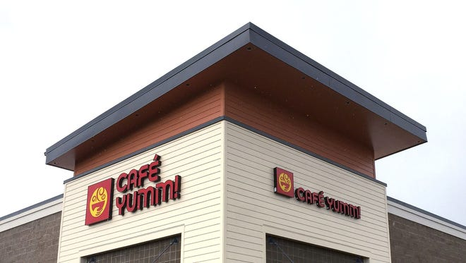 Cafe Yumm! will open a location in Keizer Station on Monday, April 23.