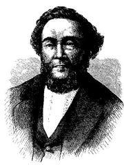 Edward Rulloff was hanged on May 18, 1871.