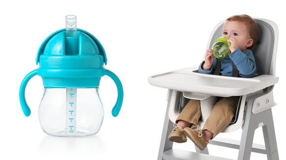 Our readers love these adorable sippy cup.