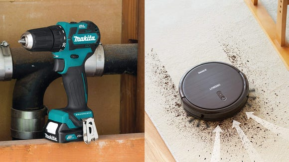 These deals are great for home improvement.