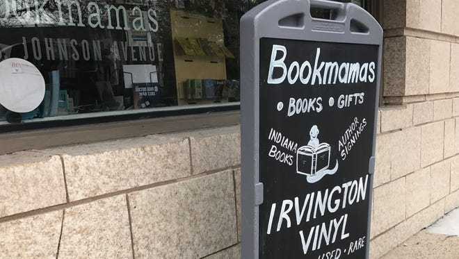 Irvington Vinyl & Books is opening at the former site of Bookmamas and Irvington Vinyl, 9 Johnson Ave.