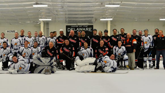 Dover-Flyers alumni game