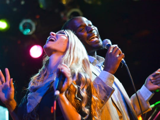 Lake Street Dive with Ari And The Alibis happens at Vinyl Music Hall.