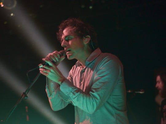 Generationals in concert at Vinyl Music Hall.