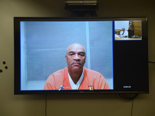 Maurice Barnes video arraignment