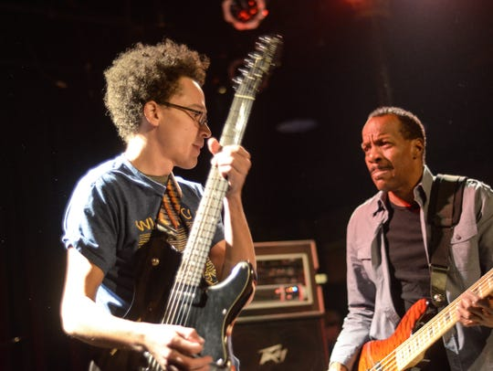 Dumpstaphunk returns to Vinyl Muisc Hall.