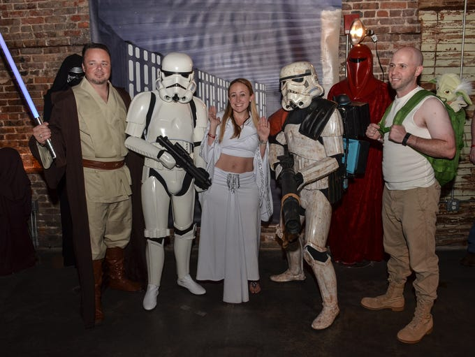 Wookie Nights-A Star Wars Celebration presented by
