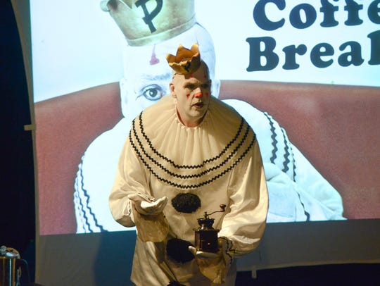 Puddles Pity Party returns to Vinyl Music Hall.