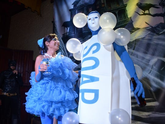 $3000 Halloween Costume Contest at Seville Quarter.