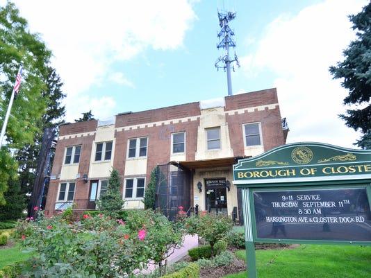 Closter Borough Hall