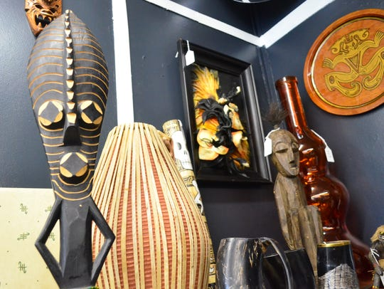 CuriOddities sells a variety of knick knacks in Gallatin.