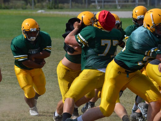 Early Look: 2017 Pennfield football - 5 things to watch
